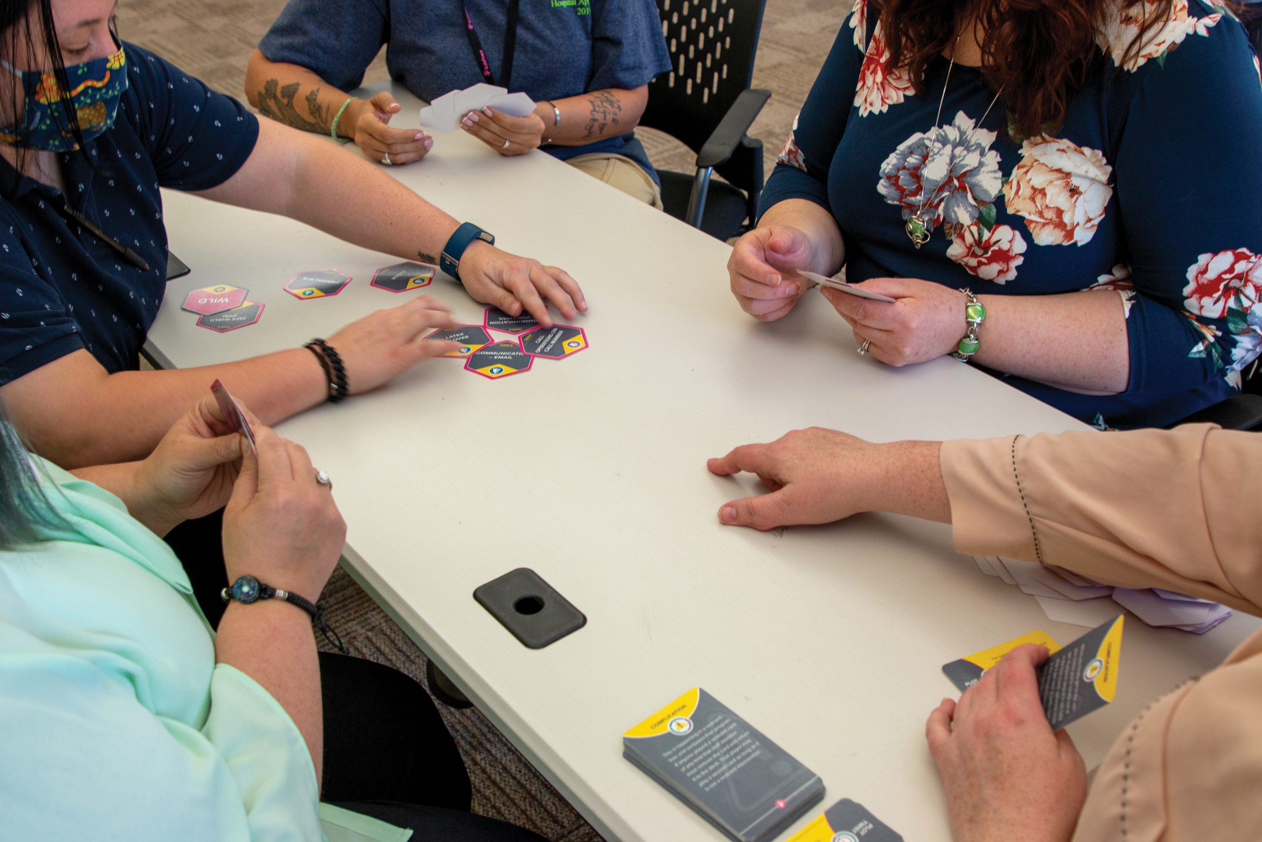 COS Play | A Game that Trains Caregivers