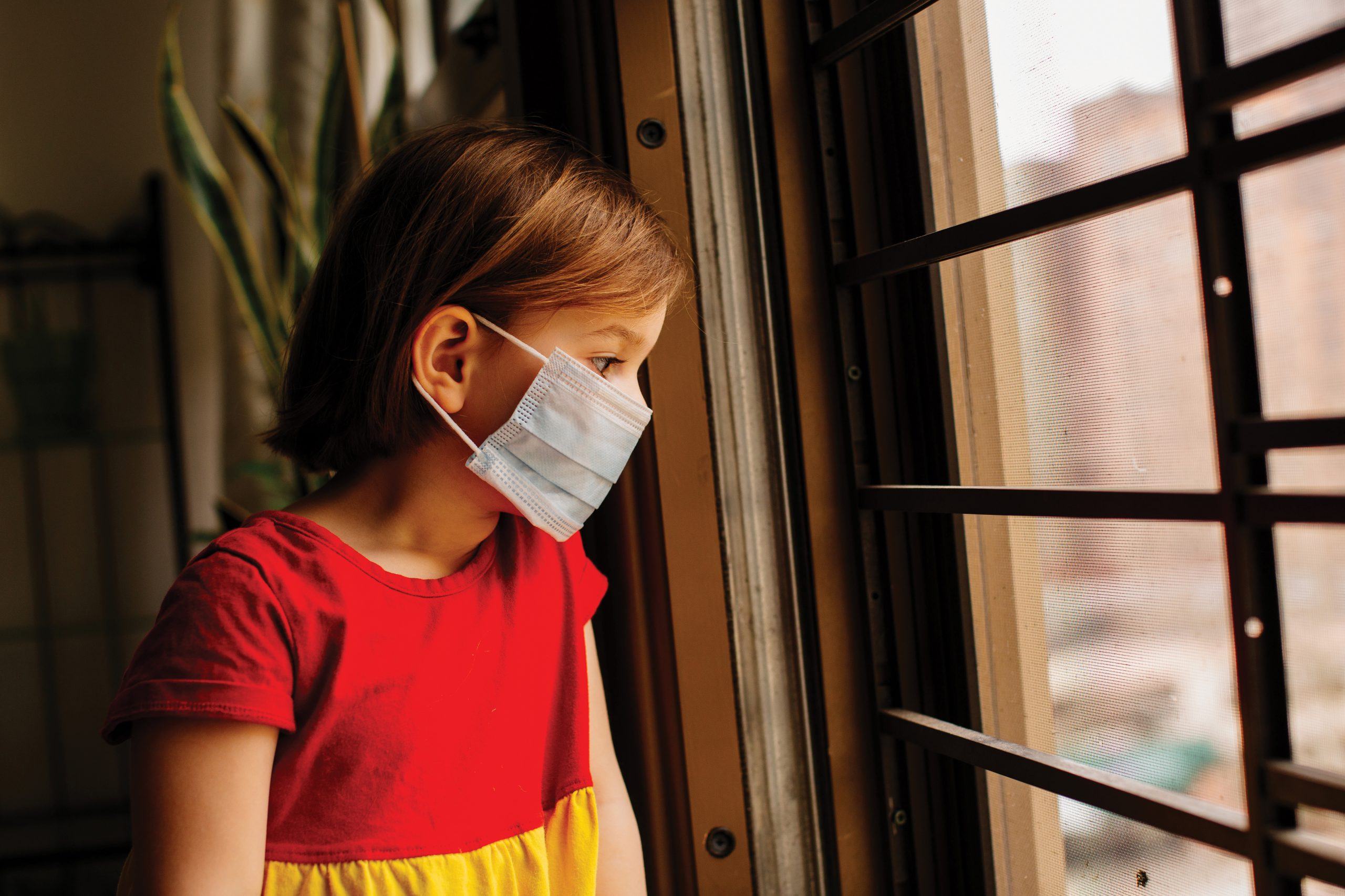 Kids, Grief, and the COVID-19 Virus